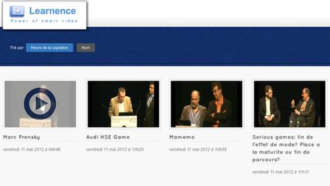Conférence SeriousGame.be 2012: une 3ème édition réussie | Seriousgames, edugames, political games | Scoop.it