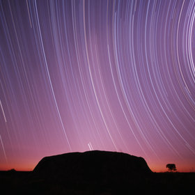 Australia ! Ayers Rock Night Exposure by Paul Souders | Scoop Photography | Scoop.it