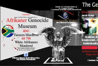 Wix.com genocide museum created by AJKRaad based on Alternative Arcade | Wix.com | The Indigenous Uprising of the British Isles | Scoop.it