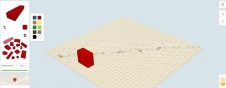 CASER DES BRIQUES – Google permet de reconstruire le monde en Lego | Apple vs Google : 3D War ! | Scoop.it