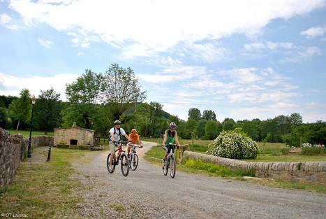 Du VTT en Laissagais | L'info tourisme en Aveyron | Scoop.it