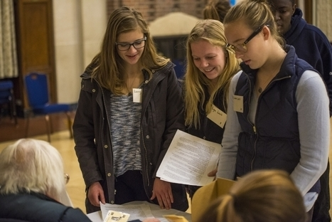 Students engage in poverty simulation | Teaching Empathy | Scoop.it