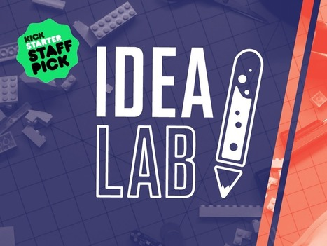 kickstarter Library IdeaLab | Techo and Geeky | Scoop.it