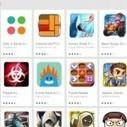Bataille iOS – Android : Google Play bat iTunes en téléchargement d'apps, mais iTunes est toujours en tête pour la monétisation | An_droid | Scoop.it