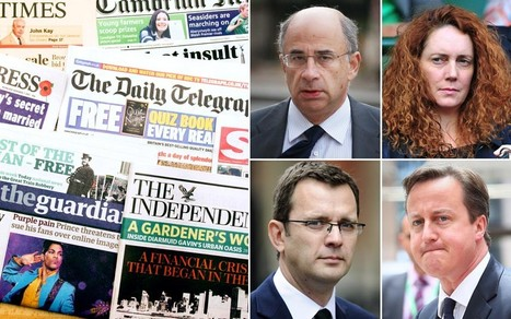 Leveson calls for media watchdog | The Journalist | Scoop.it