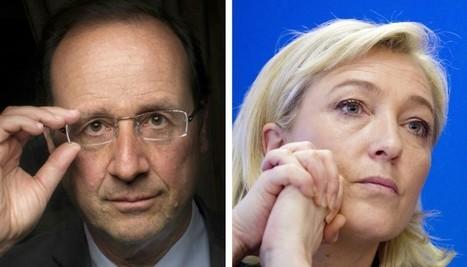 Marine Le Pen interdite à l'Élysée : pourquoi François Hollande a tort | BRUT D'ACTU | Scoop.it