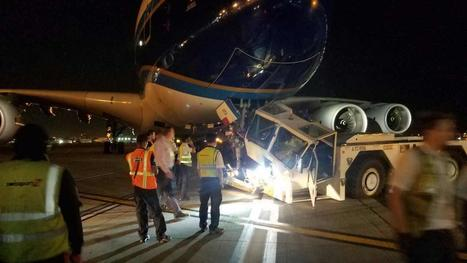 ASN Aircraft incident 10-NOV-2016 Airbus A380-841 B-6139 | Aviation Loss Log from GBJ | Scoop.it
