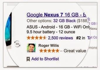 Google+ : Google s'attaque aux publicités Facebook avec les Recommandations partagées - #Arobasenet | Au fil du Web | Scoop.it