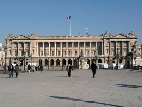 Le CMN met l'Hôtel de la Marine à table | L'observateur du patrimoine | Scoop.it