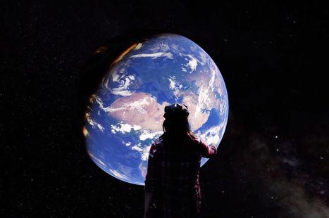 [Vidéo] Google Earth en réalité virtuelle, le futur de la géographie ? | Actions culturelles interactives | Scoop.it
