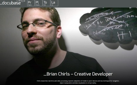Brian Chirls – Creative Developer | MIT – Docubase | Documentary Evolution | Scoop.it