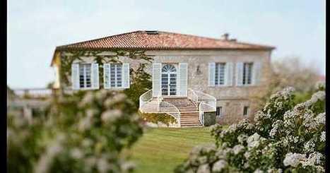 Château de Camensac, l'étiquette a cette musique qui enseigne la respiration de l'attente... #GCC #Médoc | Verres de Contact | Scoop.it