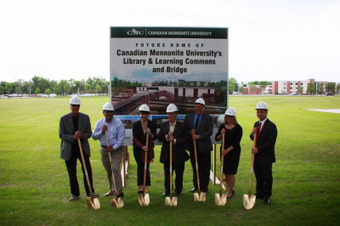 CMU breaks ground for new library, learning commons, and bridge ... | Campus, the place of higher education | Scoop.it