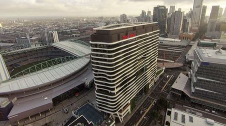 Australia: Is Medibank HQ the world's healthiest building to work in? | Stu Robarts | GizMag.com | @The Convergence of ICT & Distributed Renewable Energy | Scoop.it