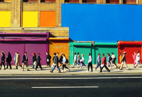 The 10 Most Walkable Cities in America | Urban Intelligence in Cities | Scoop.it