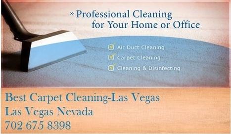 Carpet Cleaning Las Vegas NV (702) 675-8398 | Carpet Cleaner Las Vegas | Scoop.it