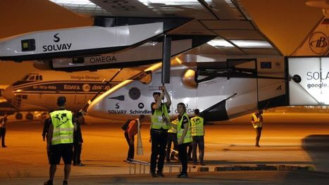 Solar Impulse 2's epic journey in pictures   Energy & Sustainability   Scoop.it