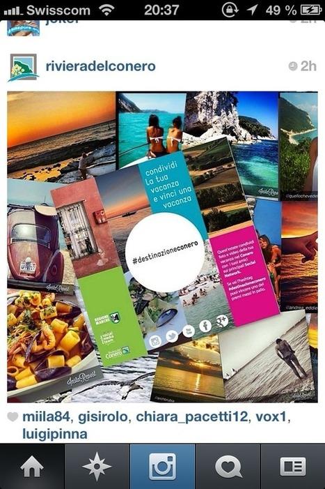 Instagram: outil idéal de promotion pour le tourisme | Communication externe - Collectivités territoriales | Scoop.it