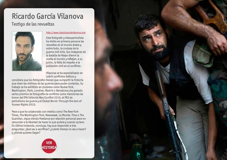Fuera de foco - Fotógrafos del World Press Photo 2013 - RTVE.es | Interactive & Immersive Journalism | Scoop.it