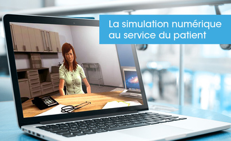 Conférence exceptionnelle : La simulation numérique au service du patient le 9 avril 2015 #hcsmeufr #mustgo | GAMIFICATION & SERIOUS GAMES IN HEALTH by PHARMAGEEK | Scoop.it