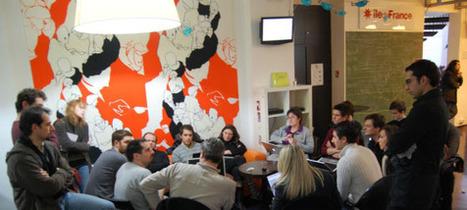 Télécentres et espaces de Coworking – l'appel à projet de 2012 | la fonderie | Journées MITIC - Co-working | Scoop.it