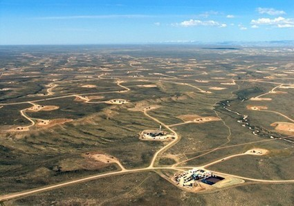Millions of Acres of Public Lands at Risk from Fracking   EcoWatch   Scoop.it