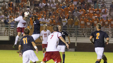 No. 10 Men's Soccer Opens with 2-1 Win at No. 20 Virginia - Louisville Cardinals Official Athletic Site | Louisville football | Scoop.it