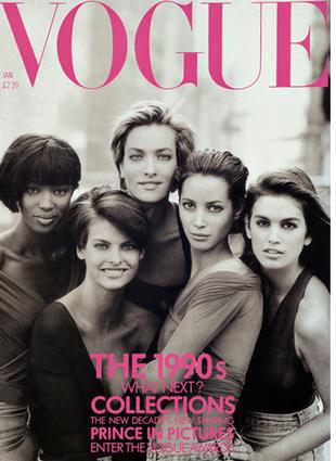 A divatbemutatók Nagy Hatosa – Szupermodellek kora | Szépségről és egészségről mindenkinek | Fashion - Divat | Scoop.it