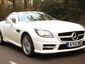 Mercedes-Benz SLK 250 CDI: A diesel sports car? Really?! - CNET | Diesel Performance | Scoop.it