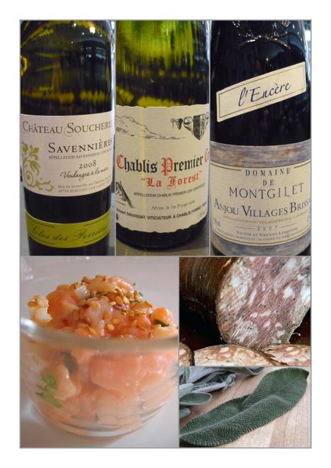 Ampelos, Sommelier Caviste » Anjou Village Brissac l'Encère | Accord Mets-Vins avec les vins de Loire | Scoop.it