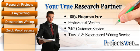 Projectweb News | Dissertation Writing Services | Writing Services | Scoop.it
