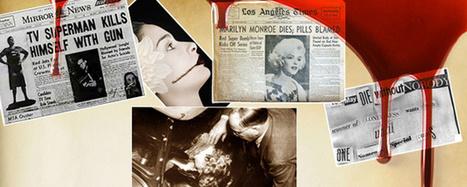 Mystères à Hollywood : quand l'envers du décor devient sordide... - AlloCiné | Détective de l'étrange | Scoop.it