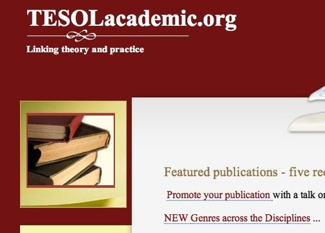 Nesi talks about 'Genres across the Disciplines...' (2012) | The EAP Practitioner | Scoop.it