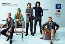 Gap launches men's line with GQ's pick of top new designers - New York Business Journal | Sartorialist Chris | Scoop.it