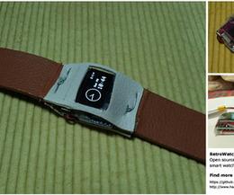 Make your own smart watch | Open Source Hardware News | Scoop.it