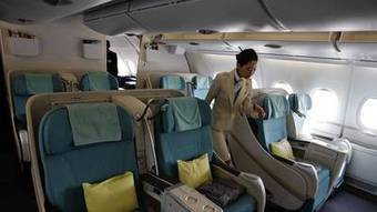 Confessions from flight attendants | Travelopedia | Scoop.it
