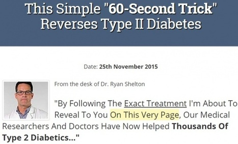 Diabetes 60 System Review-Is this Really Works? | Diabetes60 | Scoop.it
