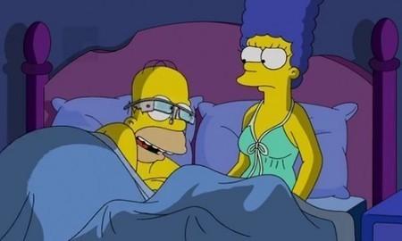 Homer Simpson a testé les lunettes Google   mySocialTV   Scoop.it
