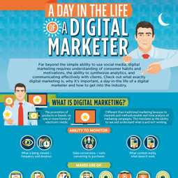 A Day in the Life of a Digital Marketer - Best Marketing Degrees | 9- PHARMA MULTI-CHANNEL MARKETING  by PHARMAGEEK | Scoop.it