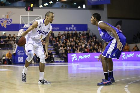 Trophées C&S : Anthony Racine élu meilleur jeune de Pro B   Basket ball , actualites et buzz avec Fasto sport   Scoop.it