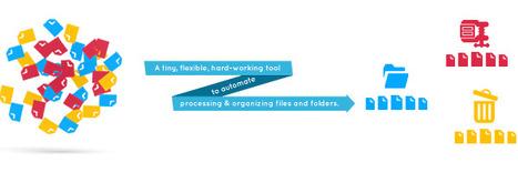 DropIt : automatiser le traitement et le tri des fichiers | l'enseignement d'économie gestion | Scoop.it