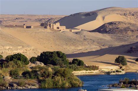 St Simeon Monastery - Egypt Attractions   Egypt Boats : Dahabeya Al-Pasha   Scoop.it