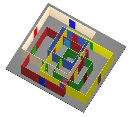 Simulation : marcher dans un monde virtuel infini chez soi, c'est possible | Les mondes virtuels en pédagogie | Scoop.it