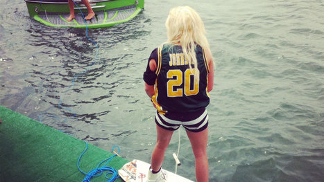 Estevan teen wins Ontario wakeboard competition - CBC.ca | I love boating | Scoop.it