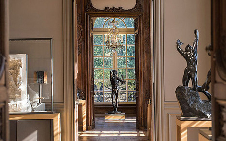 Rodin Museum reopening: The beauty of the bronze age | News in Conservation | Scoop.it