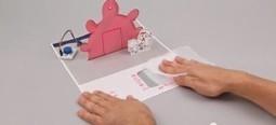Libros electrónicos interactivos que no requieren baterías | Libro electrónico | Scoop.it