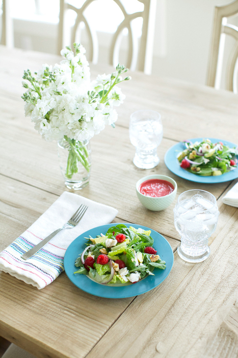 RECIPE: Fresh Summer Salad | Cultural Trendz | Scoop.it