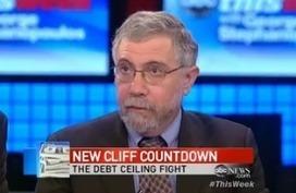 Krugman Slams GOP For Debt Ceiling Threat On ABC's This Week: 'This Is ... - Mediaite | Gender, Religion, & Politics | Scoop.it