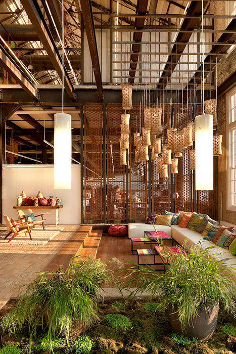 12 Of The Coolest Offices In The World | What Surrounds You | Scoop.it