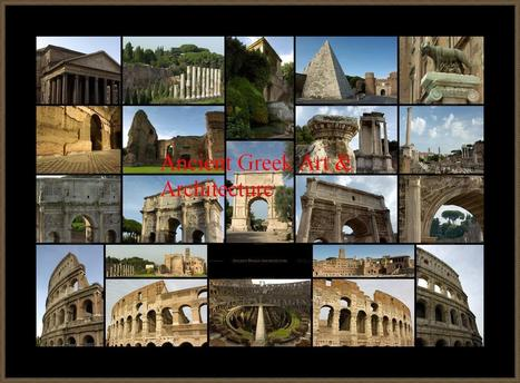 Explore history of ancient greek art and architecture facts | Greece Art After 1500 BC | Scoop.it